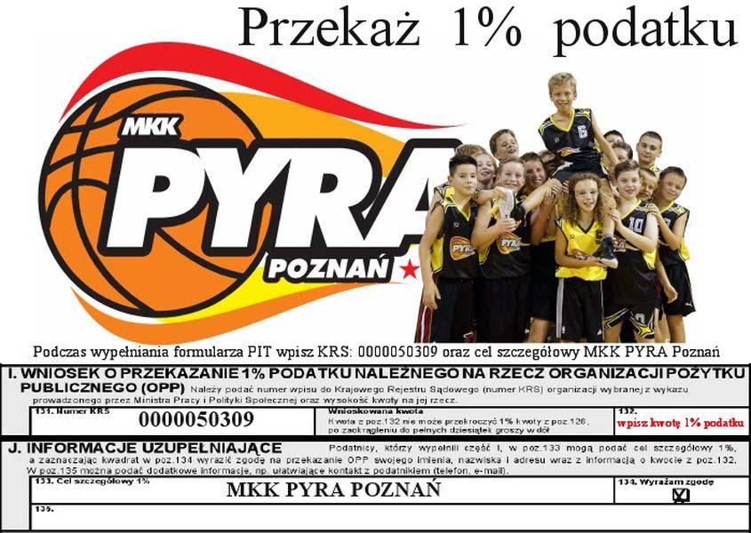 1 procent PYRA