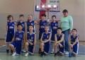 Mini-koszykarze grali turniej w Wielichowie